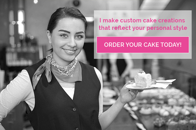 Hire Audry Topsy to bake you a cake!